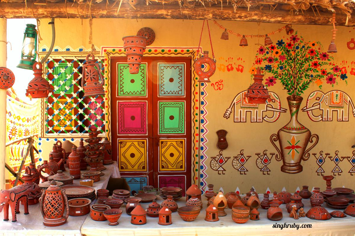 Pottery at Rann City