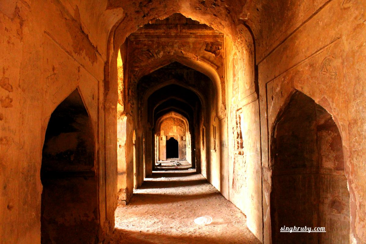 Spooked Bhangarh Fort