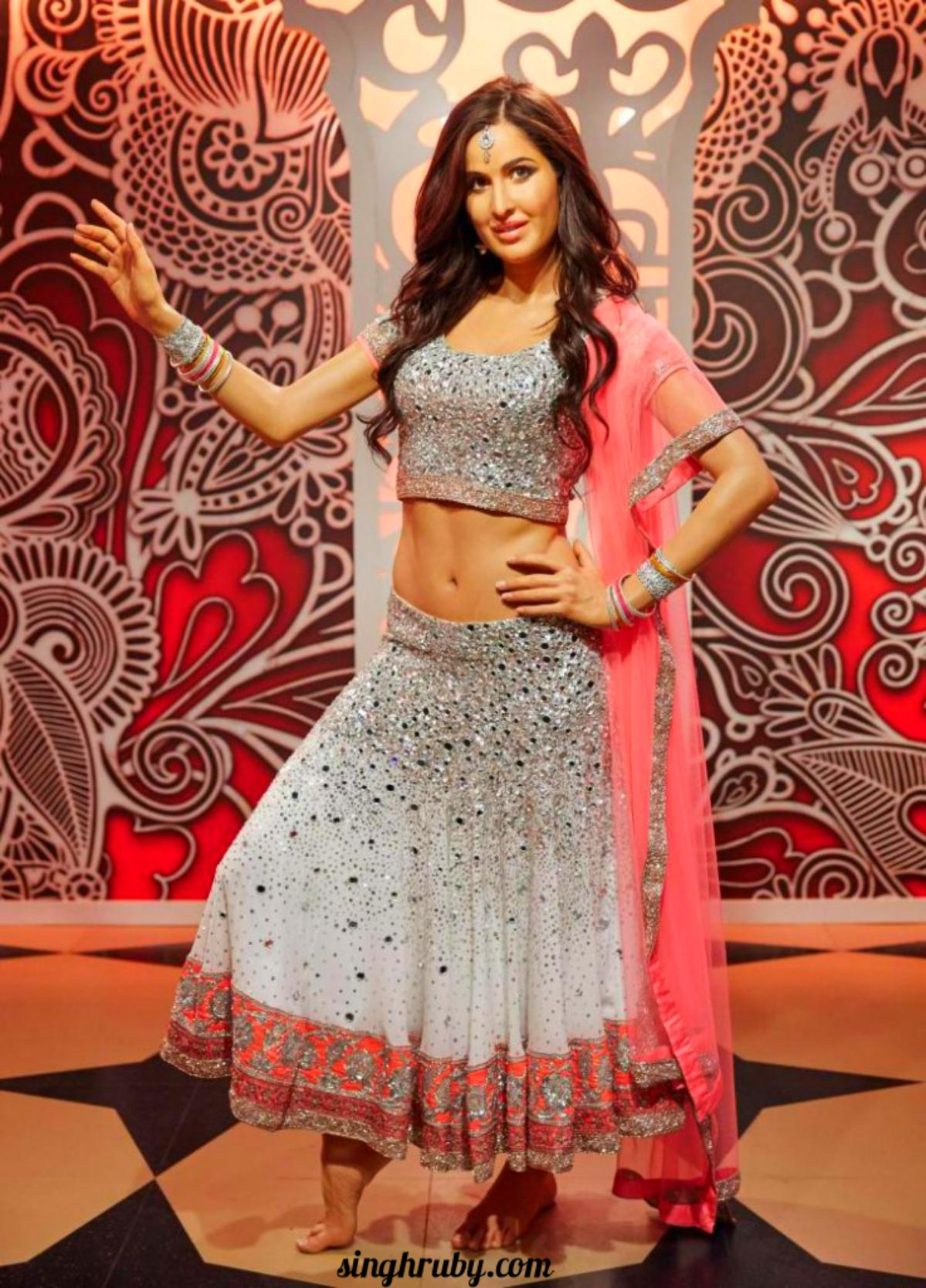 Katrina Kaif at Madam Tussauds London